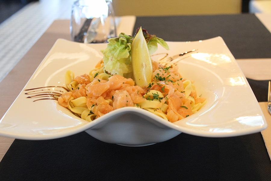 Restaurant Caen-Brasserie Laurent-pate1
